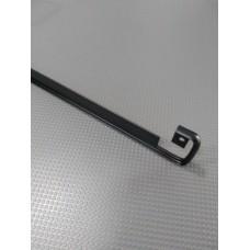 Стикова планка для стільниці LUXEFORM пряма колір RAL9005